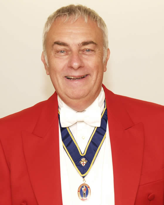 Professional Devon wedding toastmaster